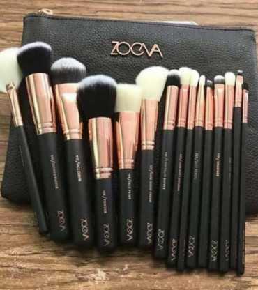 Zovea Set Of 15 Brush Set