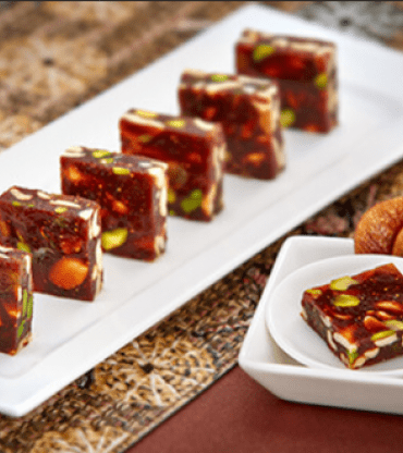 Anjeer Dry Fruit barfi