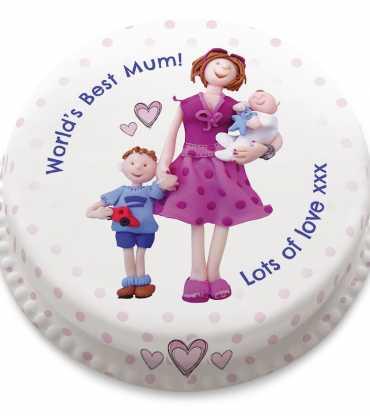 Best Mom Cake