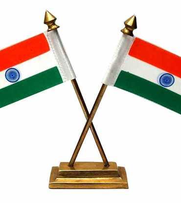 Tiranga Jhanda Table Flag