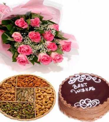 cake-and-dry-fruit-flowers