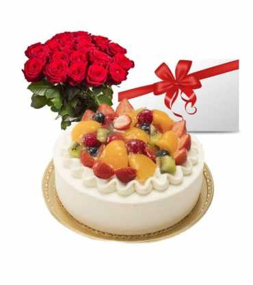 cake-red-roses-card