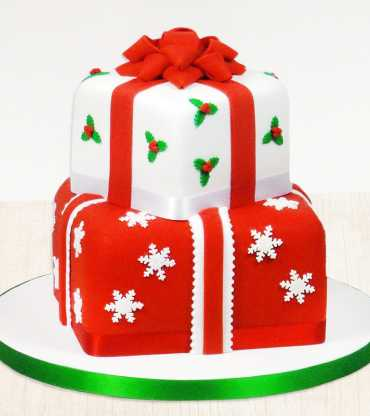 Special Christmas Carnival Cake