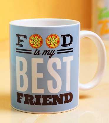 Coffee Mug For A Foodie