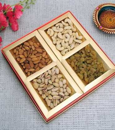 Mix Dry Fruit Gift Box