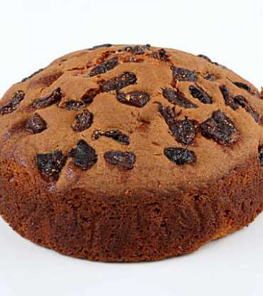 Figs & Honey Dry Cake