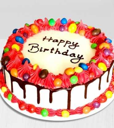 Gems Black Forest Cake