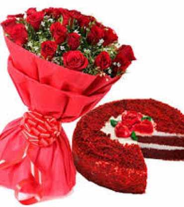 Red-Velvet-Red-Roses-Bouquet