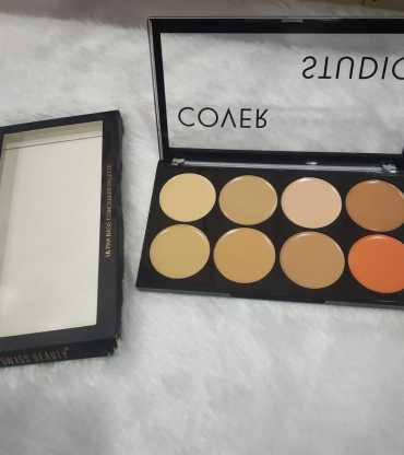 SWISS BEAUTY  ORIGINAL CONCEALER + CONTOUR PALETTE