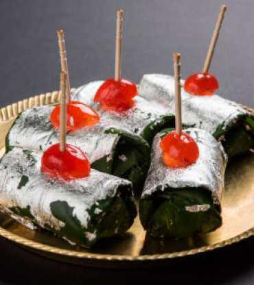Flavored Mitha Paan