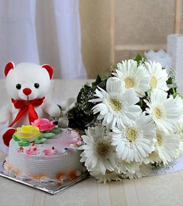 teddy-flowers