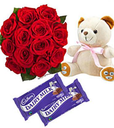 Red-Roses-and-Teddy-Bear-With-Chocolate