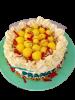 Rajbhog Flavor Cake