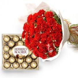 chocolicious-carnations